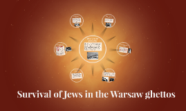 Survival of Jews in the Warsaw ghettos