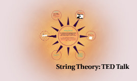String Theory: TED Talk