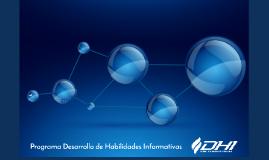 Página web del DIB