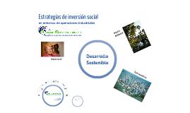 Estrategias de Inversion Social