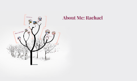 About Me: Rachael