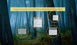 derealization article