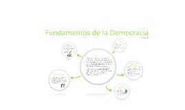 Fundamentos de la Democracia