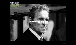 Coaching Styles - HRC