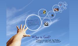 Character of God ESL # 5 2017