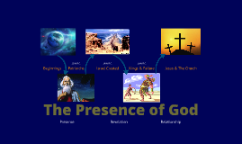 The Presence of God Part 3 Patriarchs Bible Overview