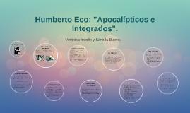 "Copy of Humberto Eco: ""Apocalípticos e Integrados""."