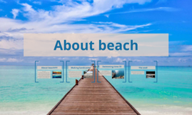 About beach