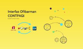 Interfaz Ofibarman CONTPAQi