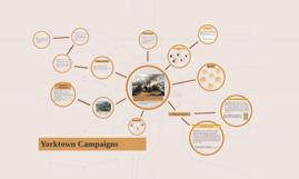 Yorktown Campaigns