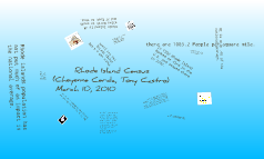 Rhode Island Census