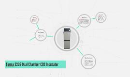 Forma 3226 Dual Chamber CO2 Incubator