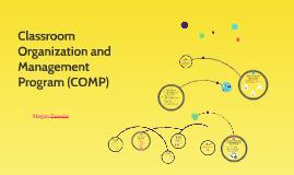 Classroom Organization and Management Program (COMP)