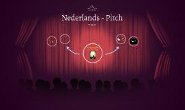 Nederlands - Pitch