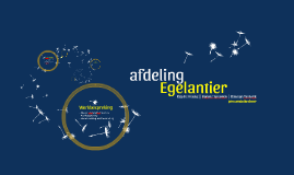 Copy of Afdeling Egelantier