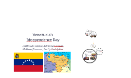 Venezuela's Independence day