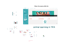 Copy of On-line Training - Virtual campus TIFA