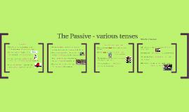 The Passive - Liceo Luino