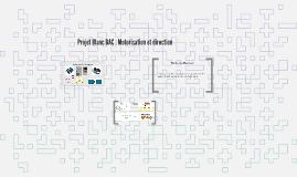 Projet Blanc BAC : Motorisation et direction