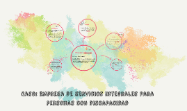 Caso: Empresa de servicios integrales para personas con disc