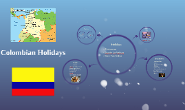 Colombian Holidays
