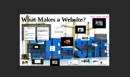 What Makes a Website?