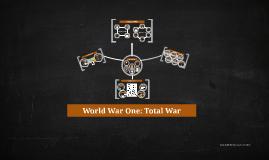 World War One: Total War
