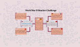 World War II Bracket Challenge