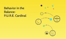Copy of Copy of P.U.R.E. Cardinal