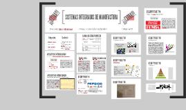 Sistemas integrados de manufactura