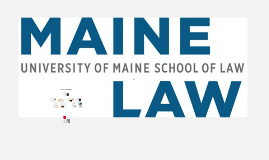 Maine Law Briefings