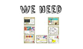 We need u (YHKCC.F2 Spiritual Camp