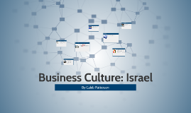 Business Culture: Israel