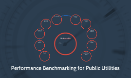 Performance Benchmarking for Public Utilities