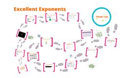 Excellent Exponents1