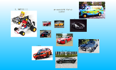 My favorite top 10 cars