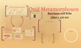 Copy of Ovid Metamorphose