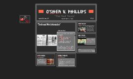 O'SHEA V. PHILLIPS
