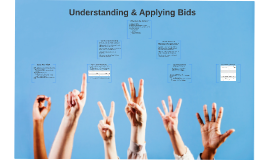 Understanding & Applying Bidding
