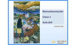 Retro Clase 2 Aula 834