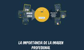 La importancia de la imagen profesional  MAL