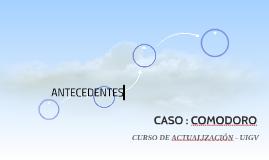 CASO : COMODORO