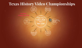Texas History Video Championships Information