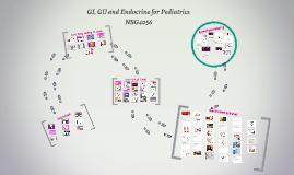 GI, GU and Endocrine for Pediatrics