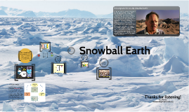 Snowbal Earth