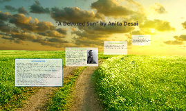 devoted son anita desai essay