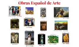 Copy of Spanish Art Project