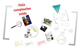 Copy of Copy of FELIZ CUMPLEAÑOS PRINCESA ZELDA