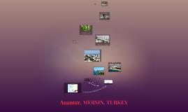 ANAMUR TÜRKİYE