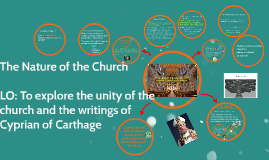 Unity of the Church Cyrian